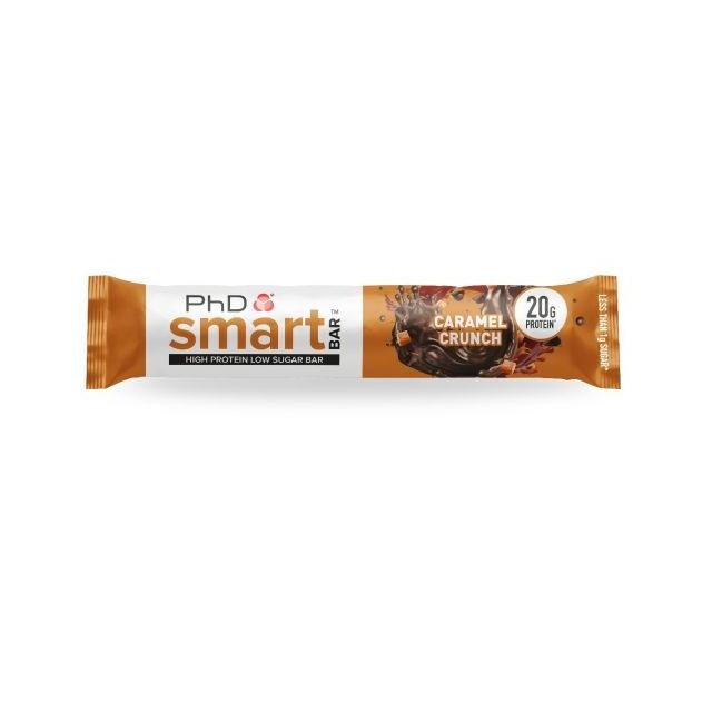 PhD Nutrition Smart Bar Caramel Crunch