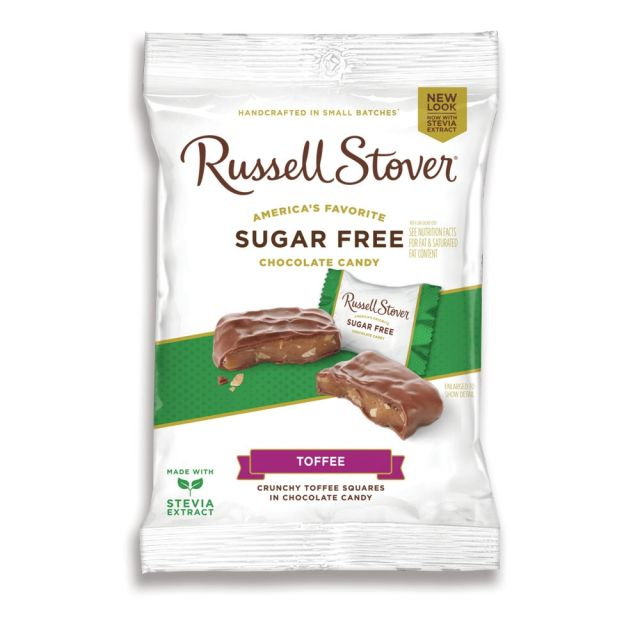 Russell Stover Toffee Squares