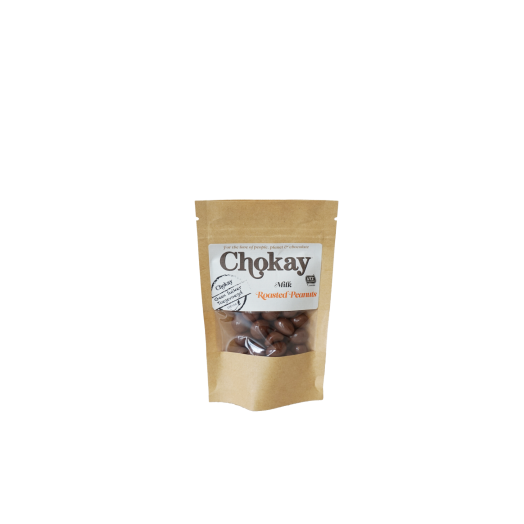 Chokay Milk Roasted Peanuts