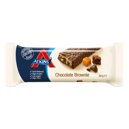 Atkins Advantage Chocolate Brownie Proteine Reep