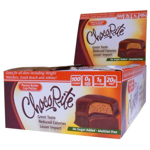 Chocorite Bonbons Peanut Butter Cup Patties