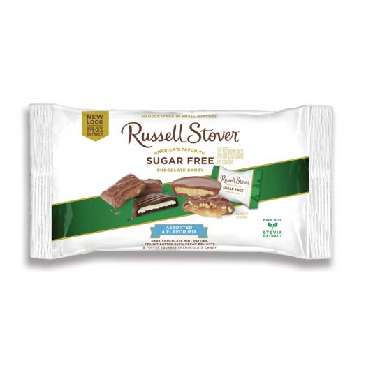Russell Stover Assorted 4 Flavor Mix