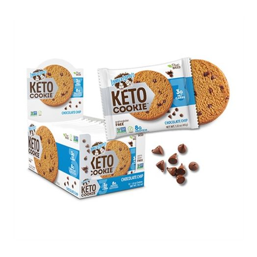 Lenny & Larry's Keto Cookie - Chocolate Chip