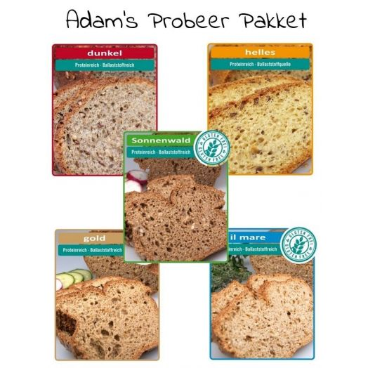 Adam's Brood Probeerpakket