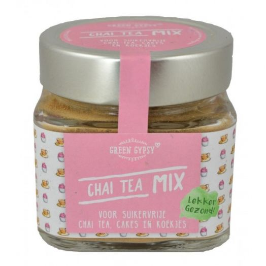 Chai Tea Mix, Green Gypsy Spices