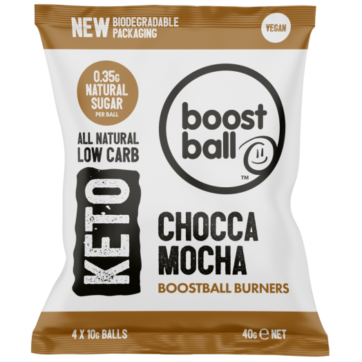Boostball Burners Chocca Mocha