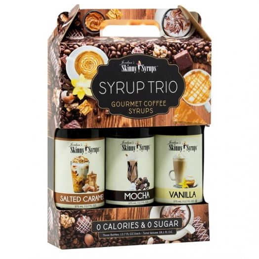 Jordan's Skinny Syrups Classic Collection Trio