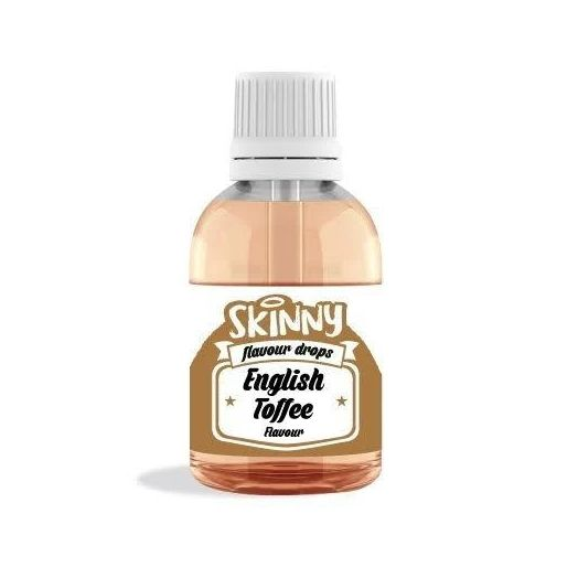 Skinny Food Co. - English Toffee Drops