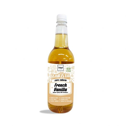 Skinny Food Co. - BARISTA French Vanilla Coffee Syrup