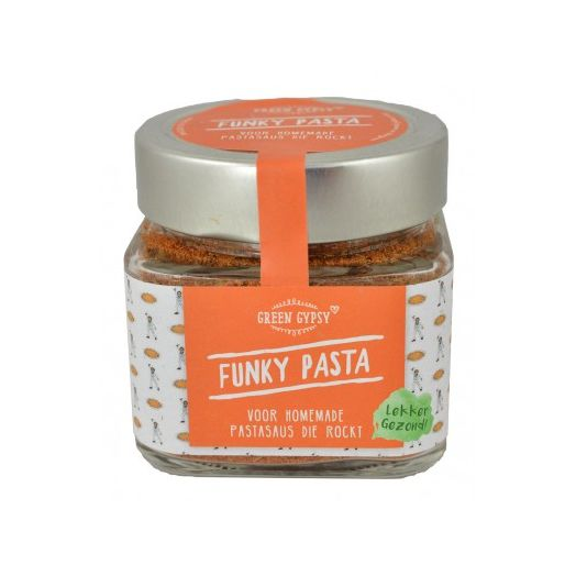 Funky Pasta, Green Gypsy Spices