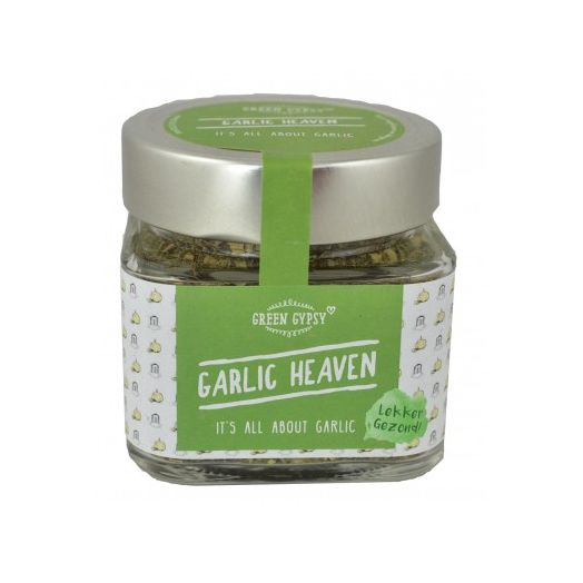 Garlic Heaven, Green Gypsy Spices