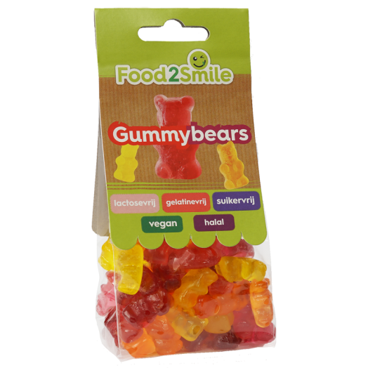 Gummybears, Food2Smile