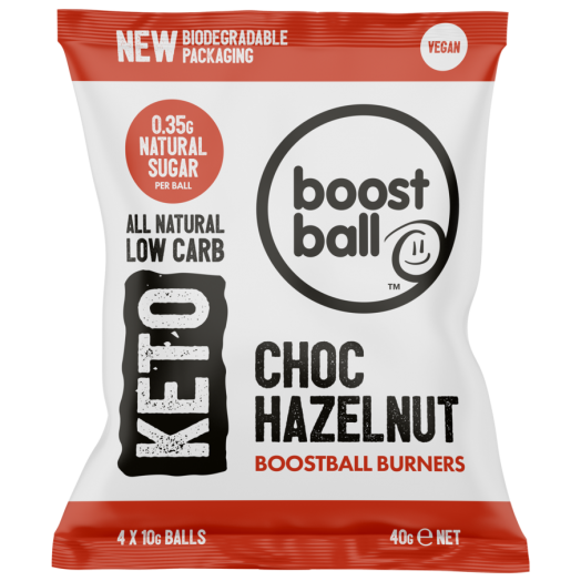 Boostball Burners Choc Hazelnut
