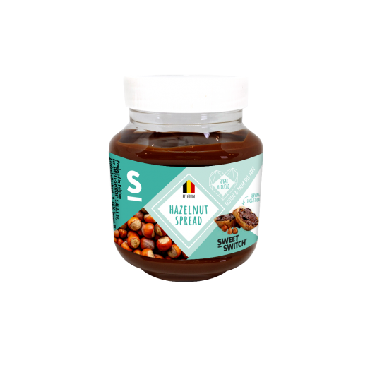 Sweet-Switch - Hazelnut Spread Stevia