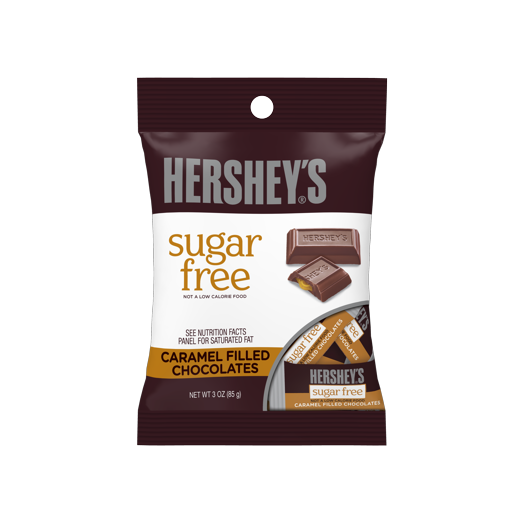 Hershey's Caramel Filled Milk Chocolate