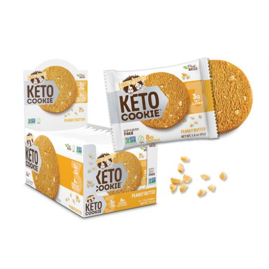 Lenny & Larry's Keto Cookie - Peanut Butter