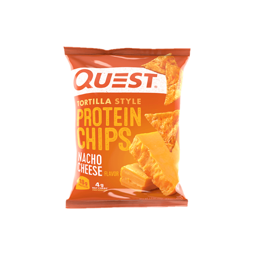 Quest Tortilla Chips, Nacho Cheese