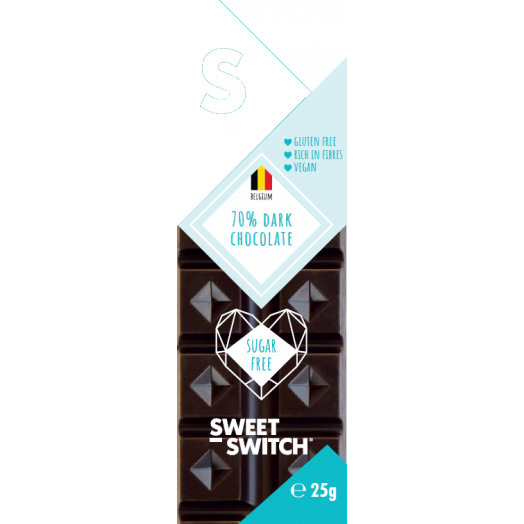 Sweet-Switch - 70% Pure Chocolade