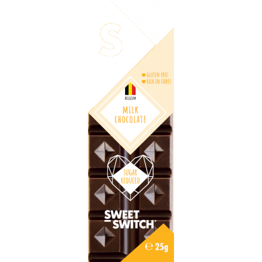 Sweet-Switch - Melkchocolade
