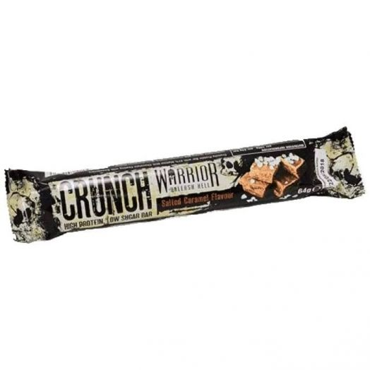 Warrior Crunch Bars - Salted Caramel