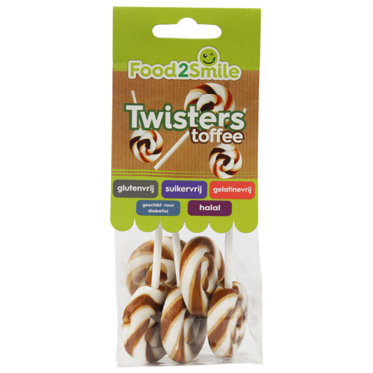 Twisters Toffee, Food2Smile