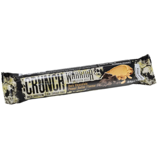 Warrior Crunch Bars - Dark Chocolate Peanut Butter