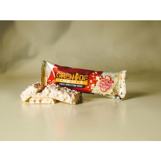 Grenade Carb Killa Bar - White Chocolate Salted Peanut